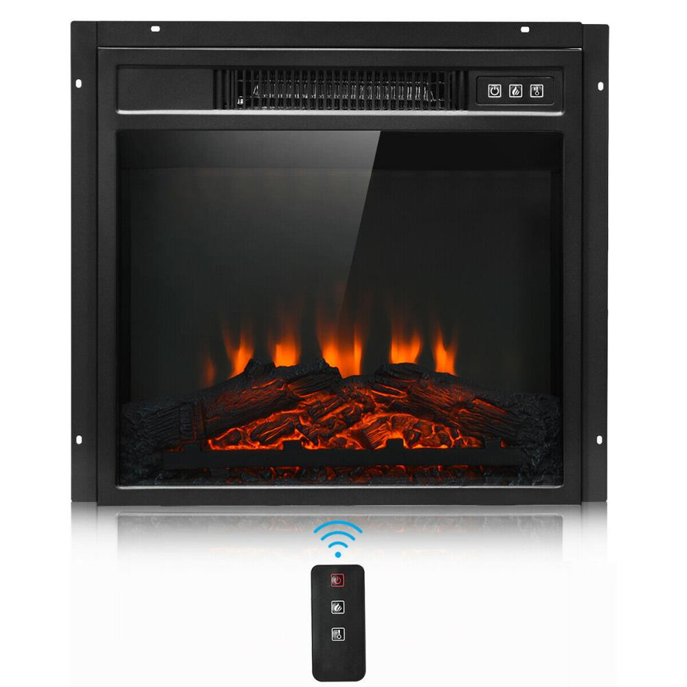 gymax-18-best-electric-fireplace-logs-heater