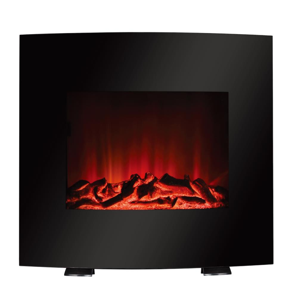 mainstays-freestanding-electric-fireplace-heater-how-it-works