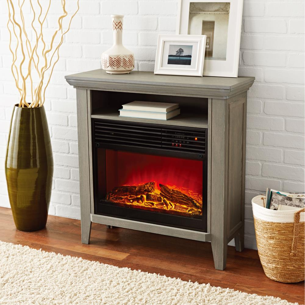 mainstays-infrared-fireplace-heater
